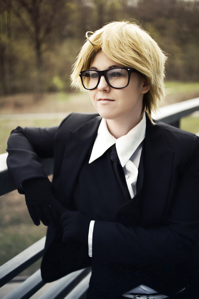 Black butler ronald knox cosplay
