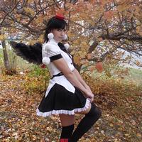 """<strong>Косплеера: Kumagoro Фотограф - Бантик Фэндом - Touhou Project Персонаж - Aya Shameimaru</strong><br/> <span style=""""font-size:0.8em"""">Используйте стрелки чтобы листать изображения</span><br/> <a href=""""http://sengie.ru/gallery/user/Sanwer/71/923""""><span style=""""font-size:0.8em"""">Комментировать(0)</span></a> <a href=""""http://sengie.ru/gallery/user/Sanwer/71/923""""><span style=""""font-size:0.8em"""">Рейтинг:(0)</span></a>"""