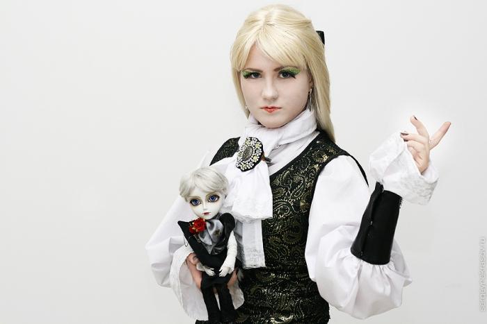 Кукела зовут Лестат